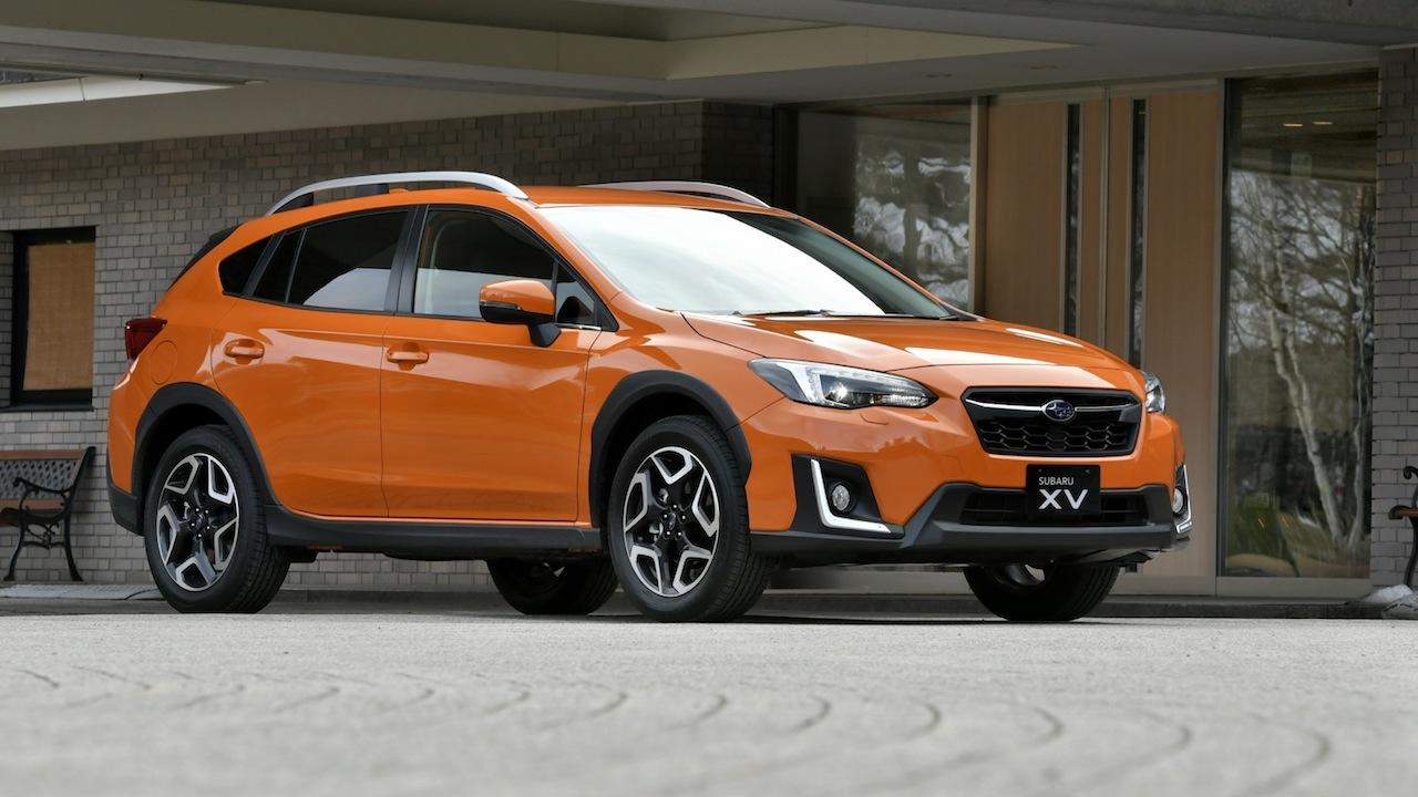 Subaru með flestar hæstu öryggiseinkunn IIHS