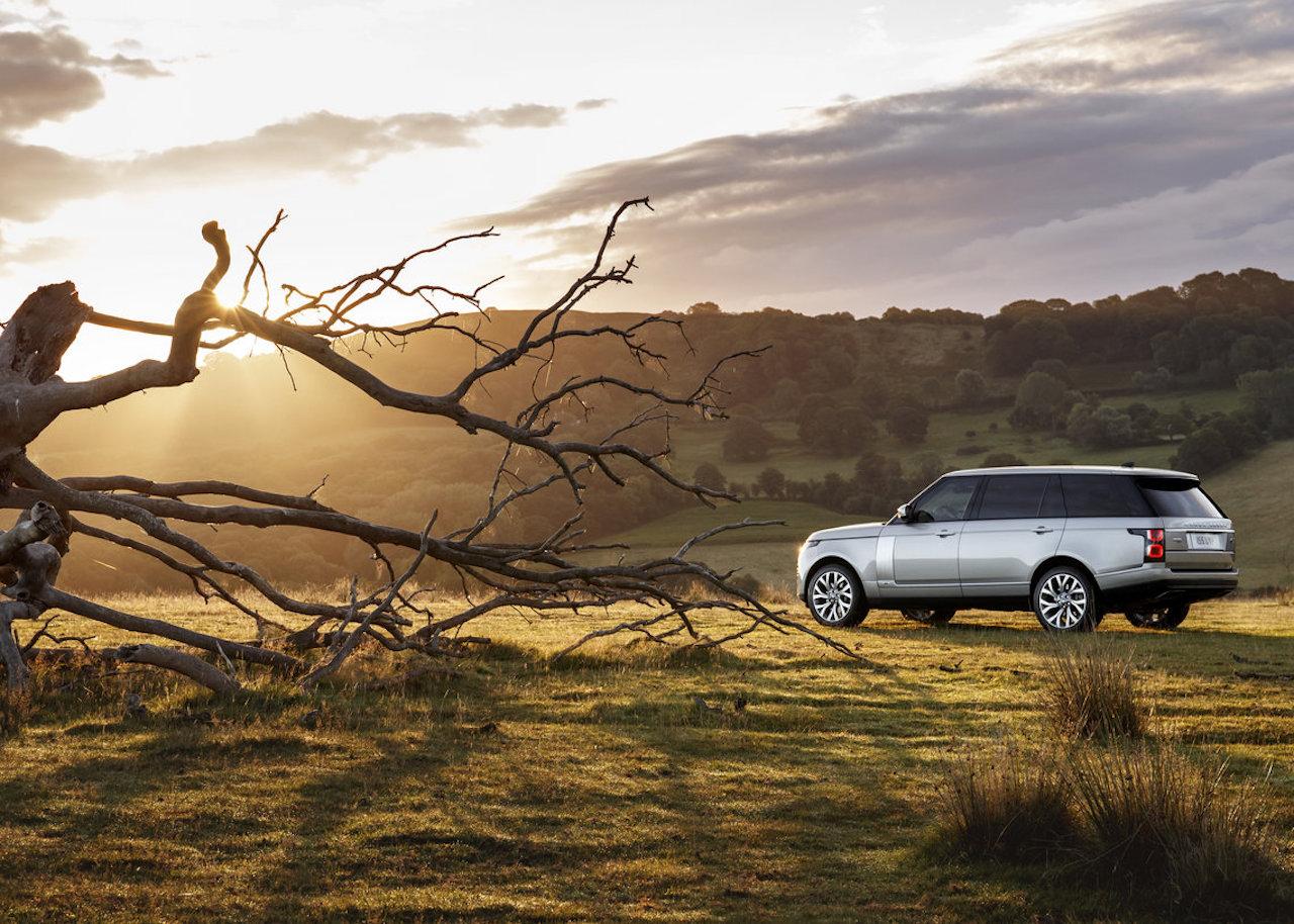 BL kynnir tvo tengiltvinnbíla Range Rover