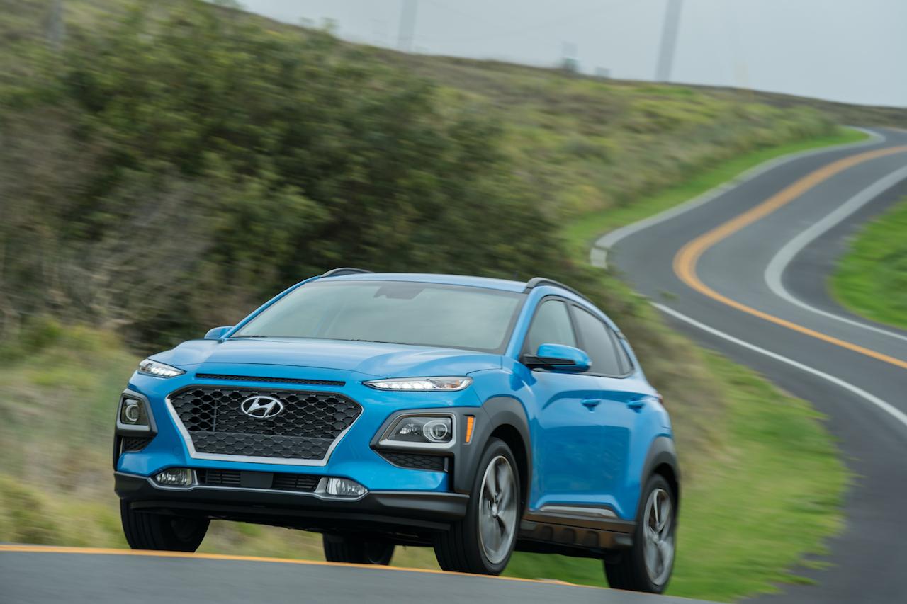 Hyundai Kona hagkvæmasti bíllinn í sínum flokki í Norður-Ameríku