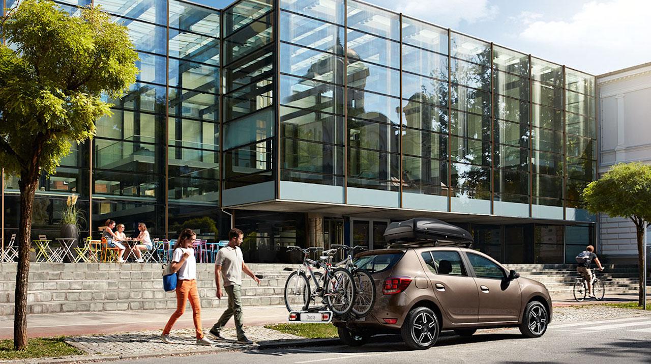 Dacia Duster og Sandero á toppnum hjá What Car?