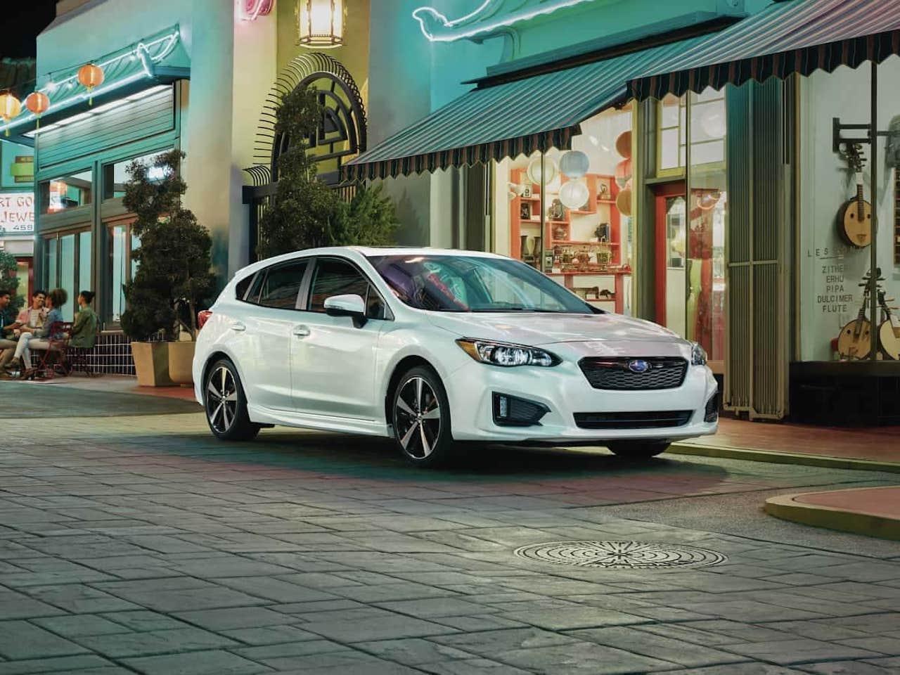 Subaru höfðar mest til Kanadamanna 5. árið í röð