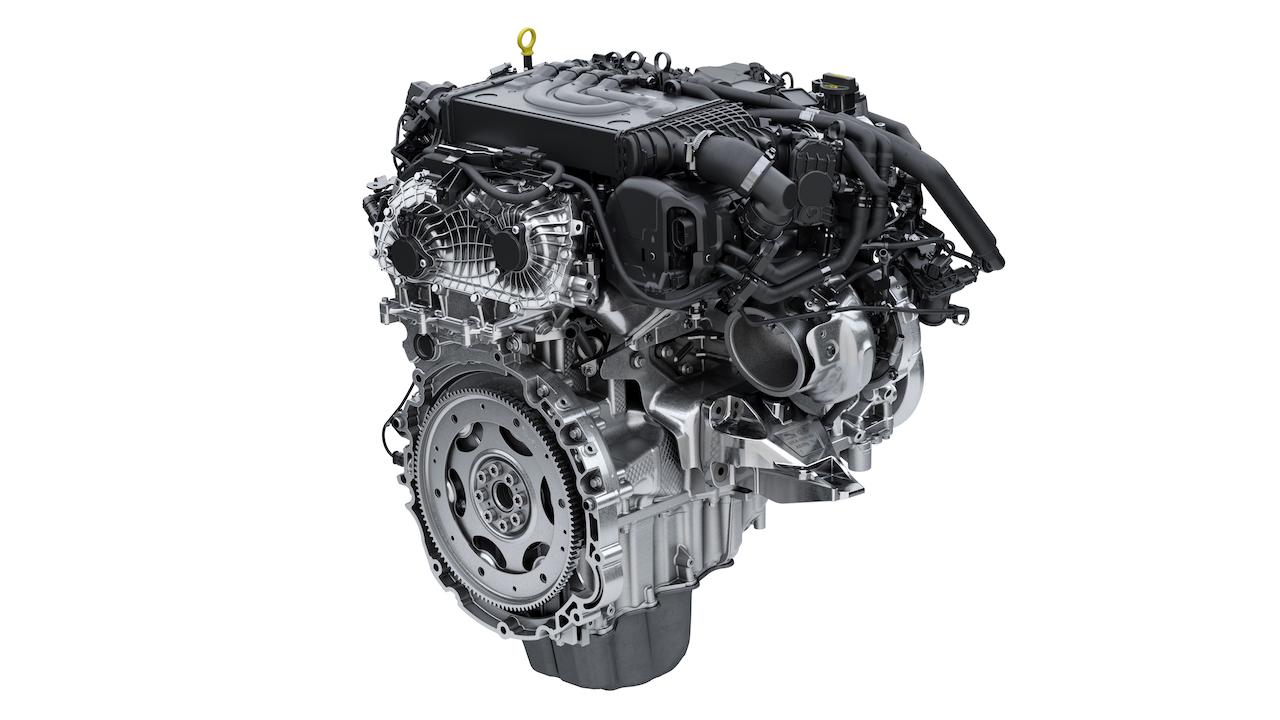 Ný Ingeniumvél Jaguar Land Rover með mildri tvinntækni