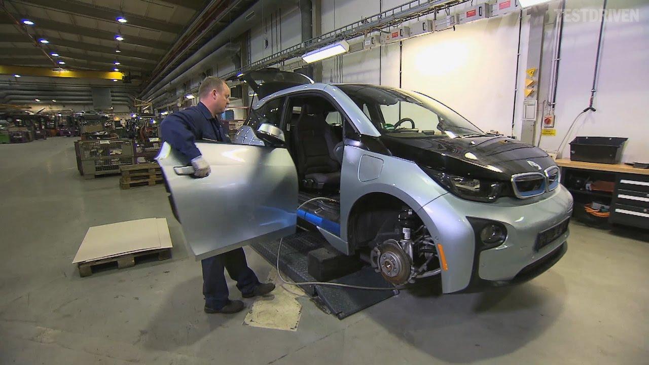 BMW Group kemur að sjálfbærri og upplýstri endurvinnslu flutningaskipa