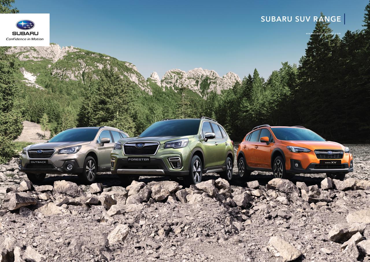 Nýtt öryggiskerfi Subaru besta nýsköpun ársins