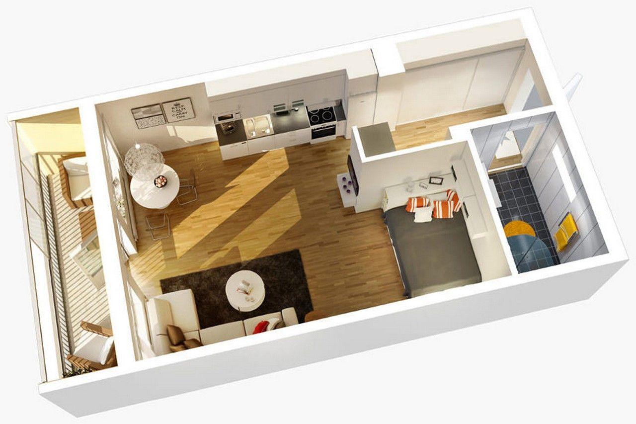 Кому стоит купить квартиру студию в Краснодаре?
