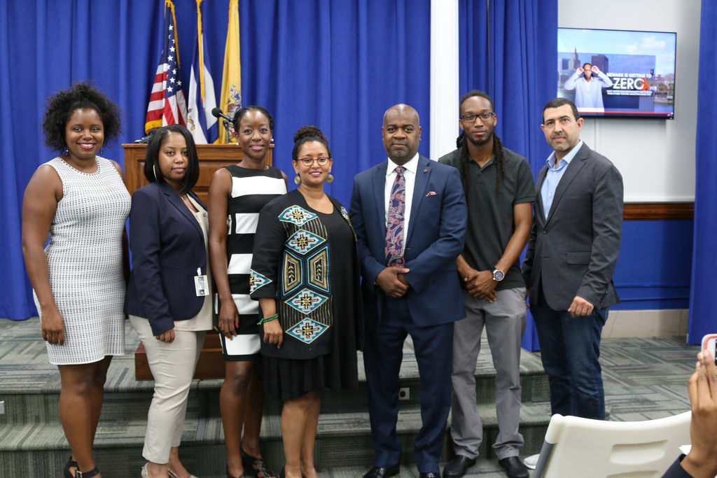 "News: City of Newark and Hot 97FM Launch ""Newark Getting to"