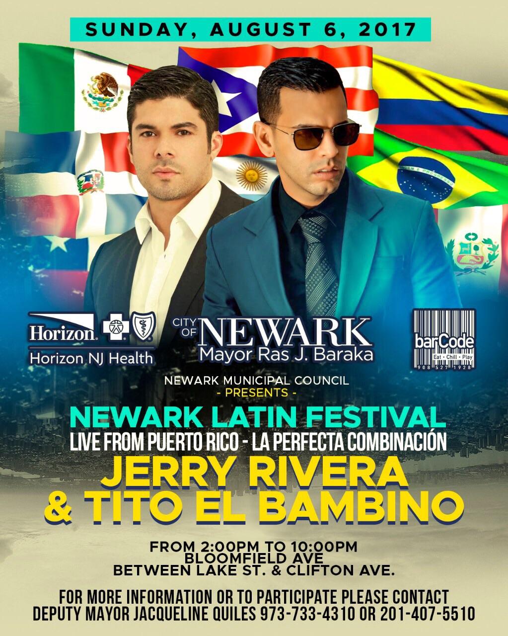 Newark Events: City of Newark to Host Mayor Ras J Baraka 3rd Annual