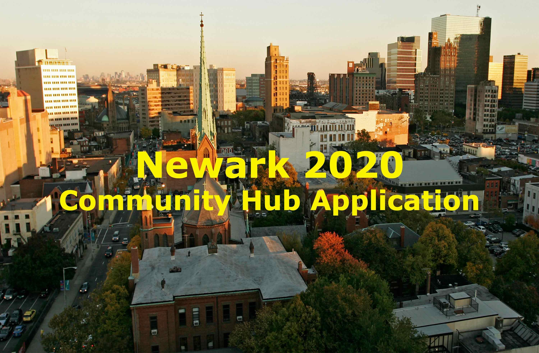 News: Newark 2020 Community Hub Application