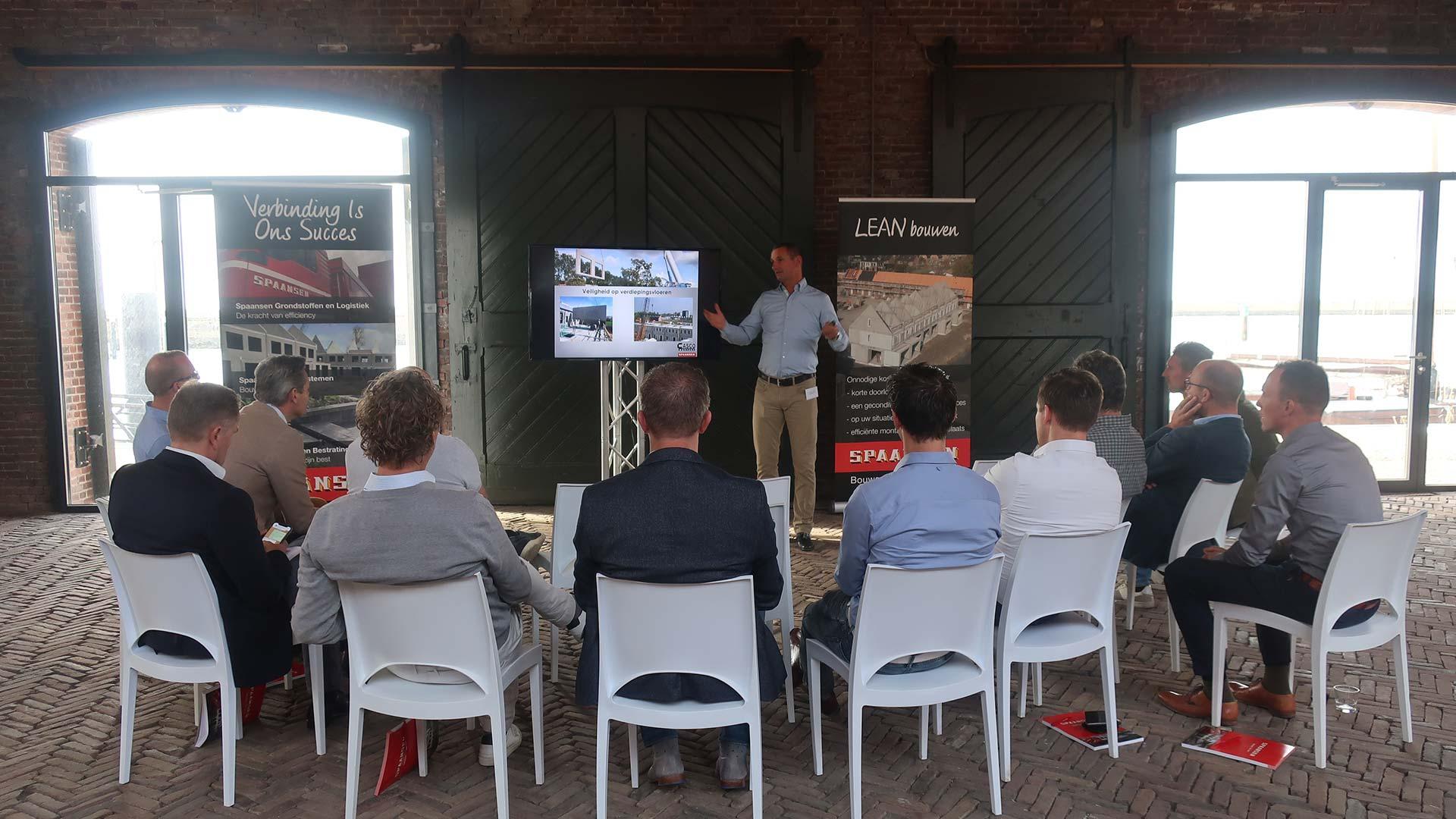 Spaansen Bouwsystemen Livingstone Partnerdag