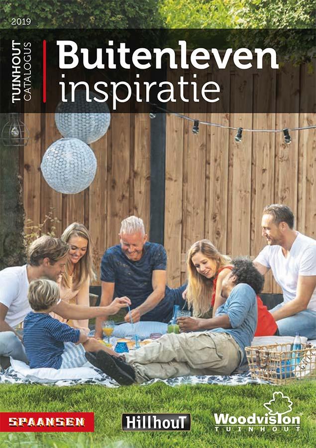 Spaansen Tuin en Bestrating - Brochure Tuinhout 2019