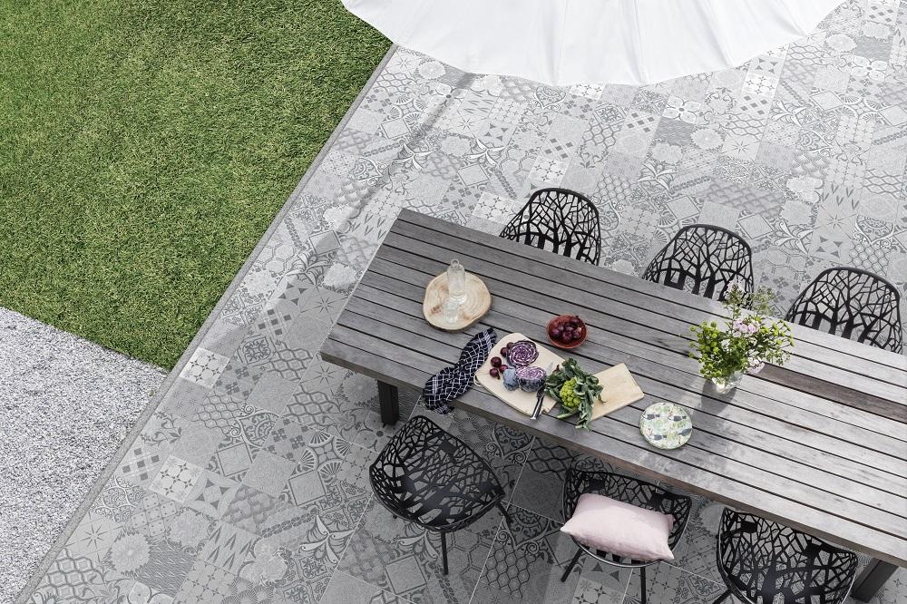 Mosaic Victoria tegels