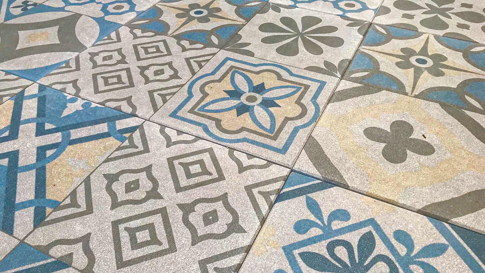 Mosaic Oase tegels