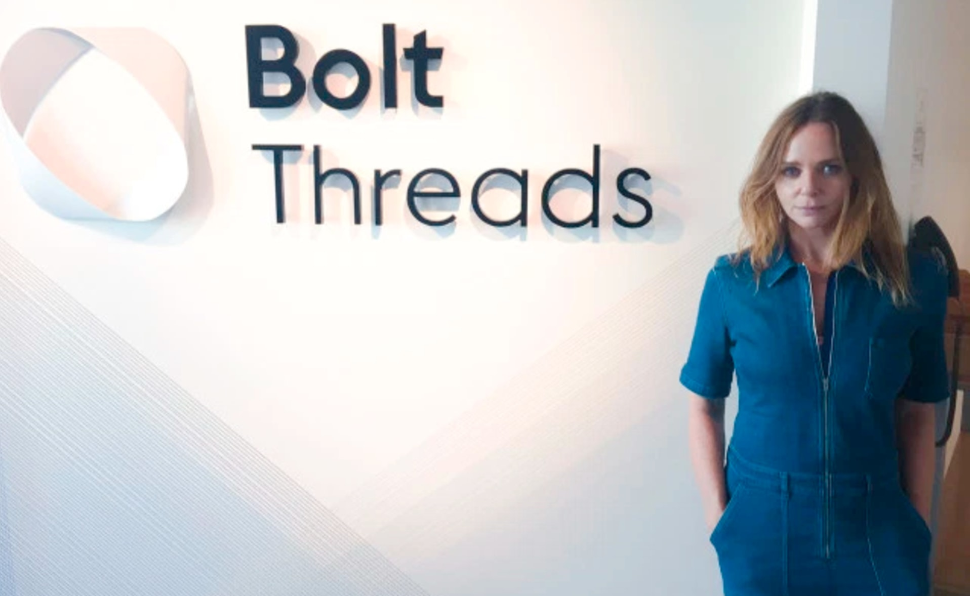 Designer Stella McCartney Joins Forces With Tech Firm To Work With