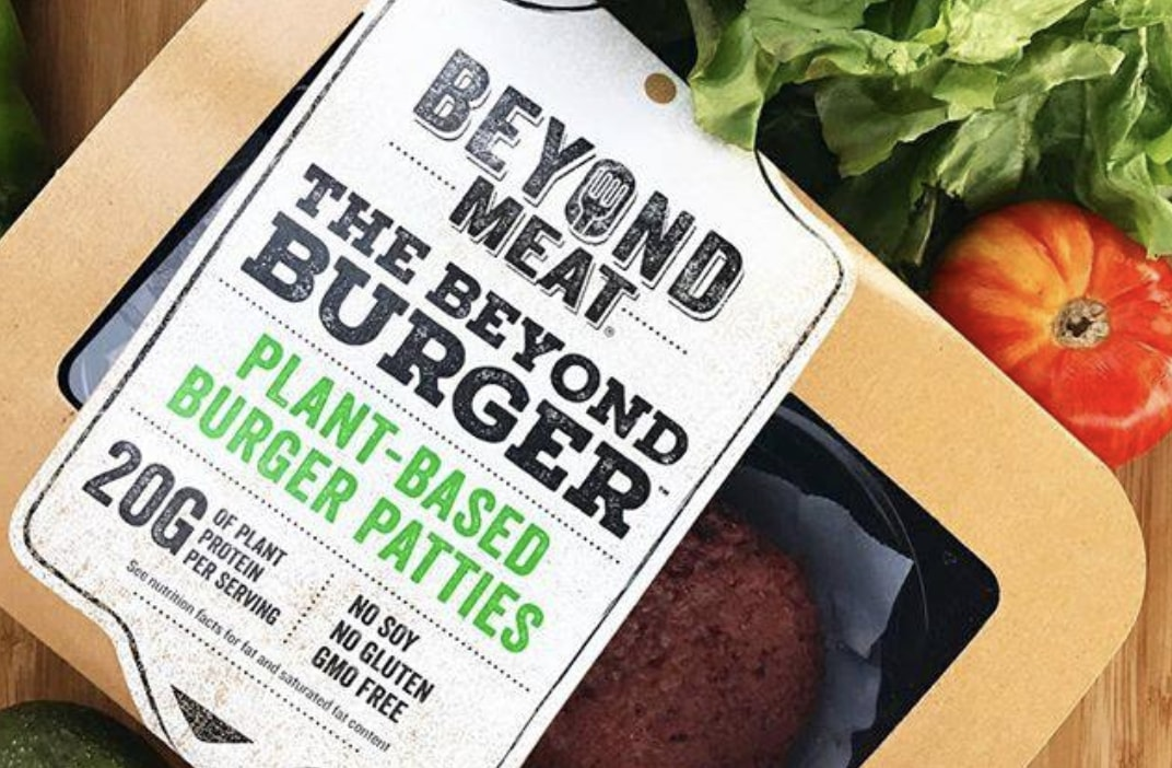 Tesco To Sell Beyond Burger When It Launches In UK This Summer
