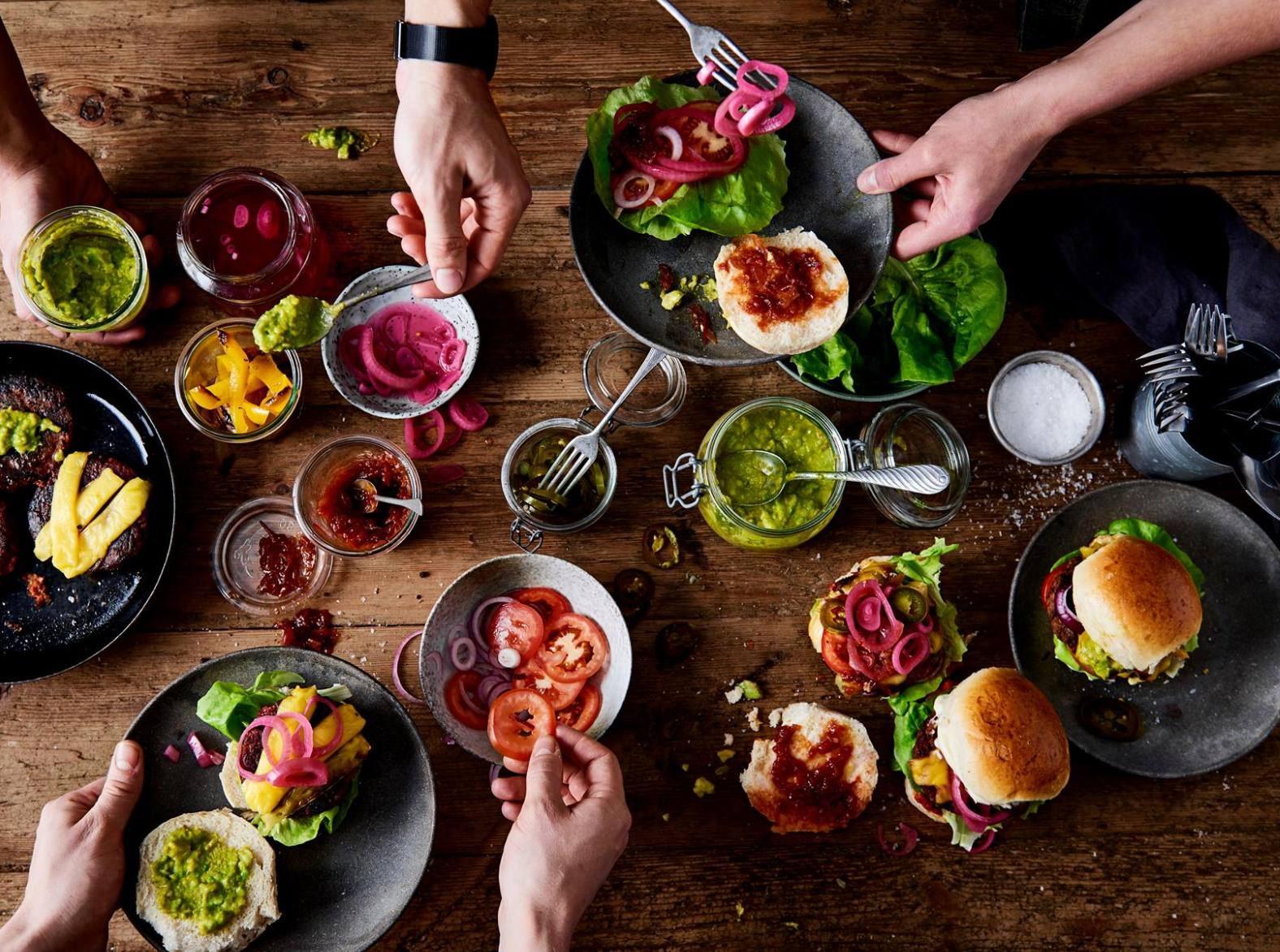 Vegan food by Naturli' Foods