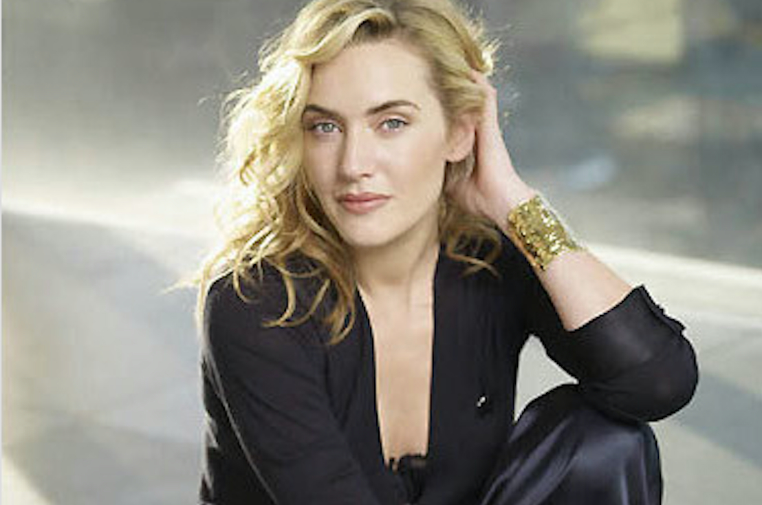 Vegan actor Kate Winslet