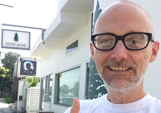 Animal Advocate Moby