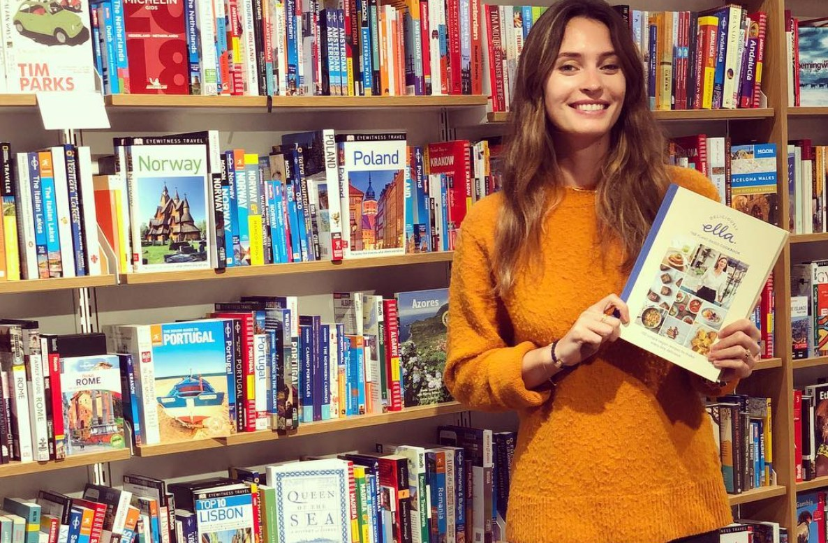 Deliciously Ella and her cookbook