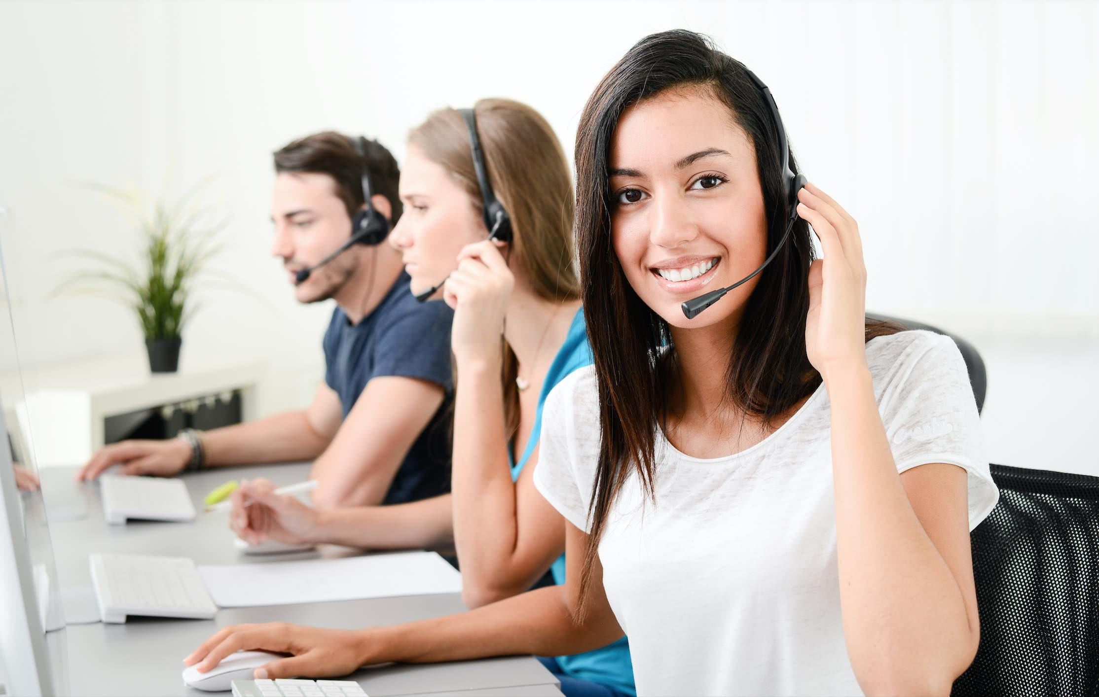 Vegan Helpline Staff