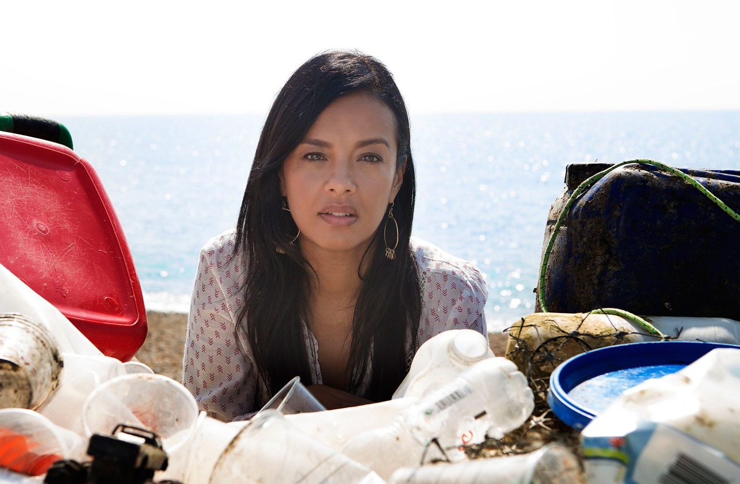 wildlife expert Liz Bonnin