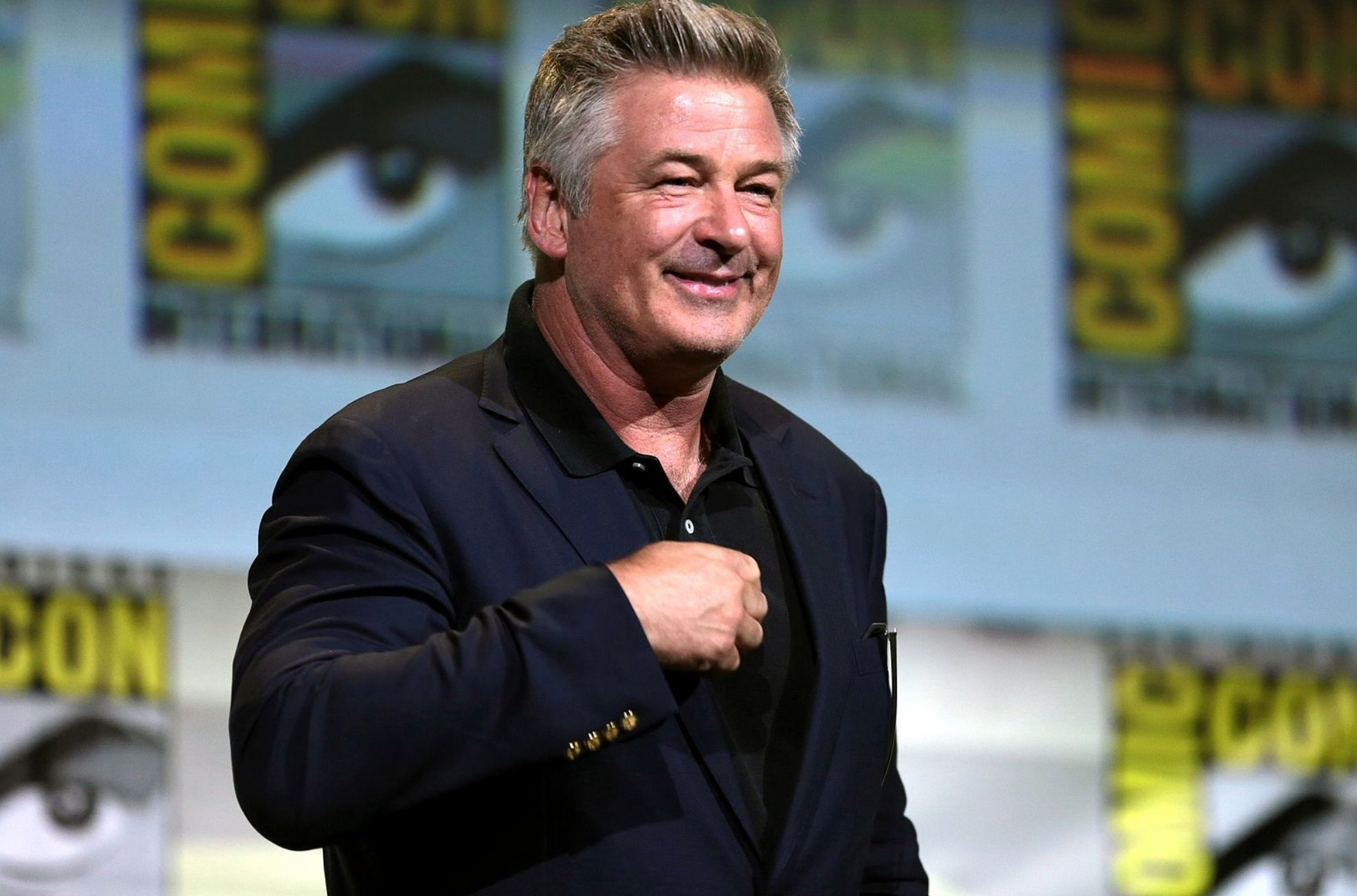 Vegan actor Alec Baldwin