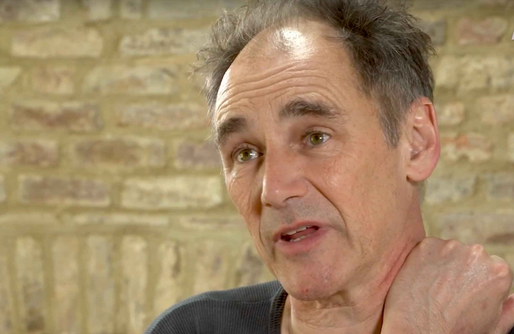 Sir Mark Rylance talks about veganism and animal rights for PETA