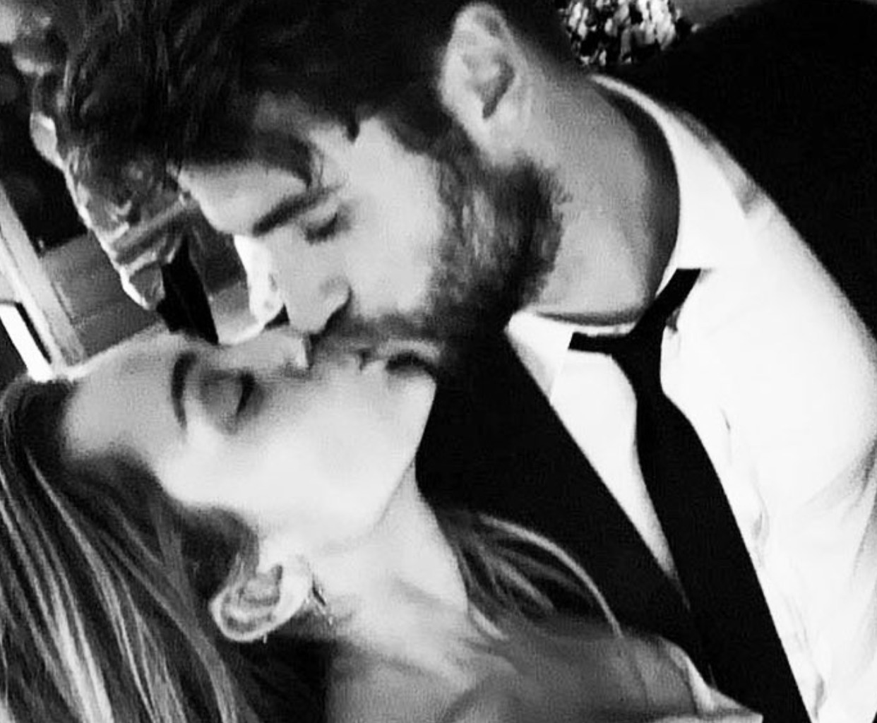 Vegan couple Miley Cyrus and Liam Hemsworth