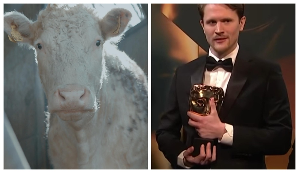 Vegan film 73 Cows wins a BAFTA