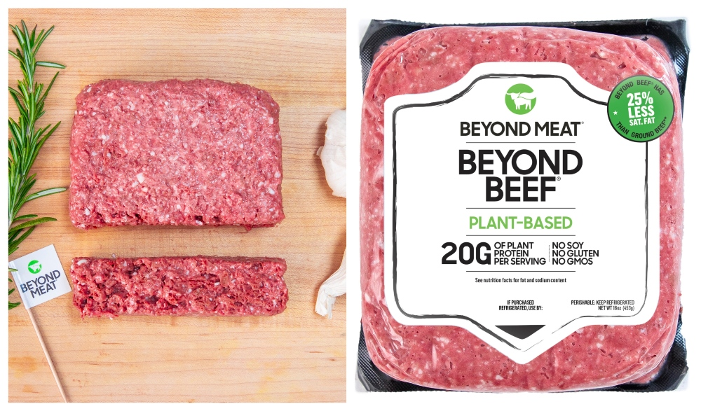 Beyond Meat vegan mince