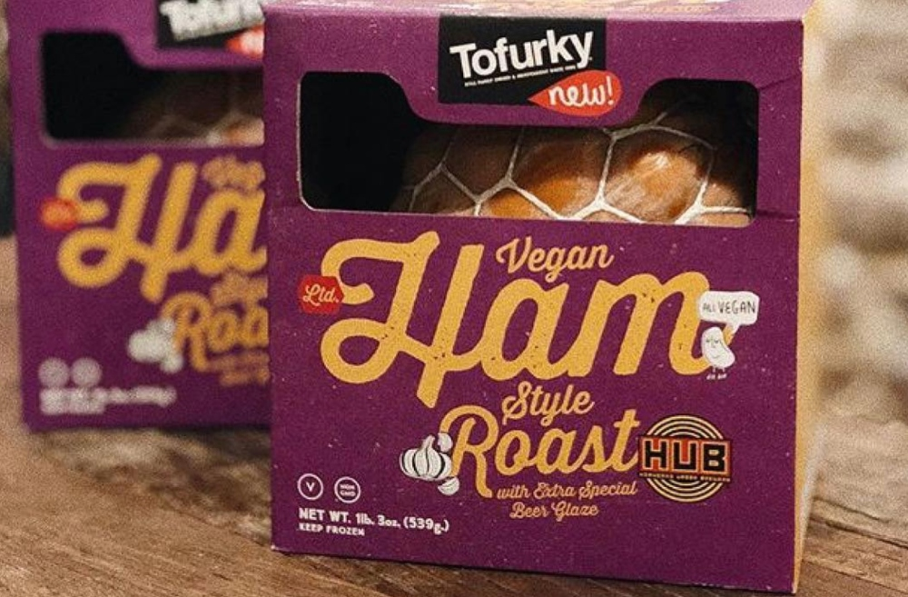 Vegan meat tofurky