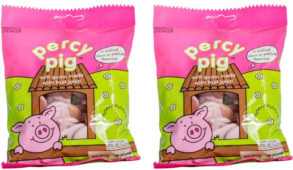 Marks and Spencer Percy Pig sweets
