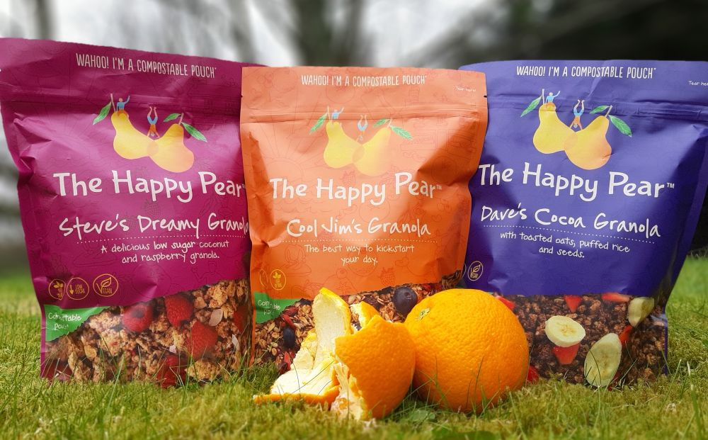 Happy Pear granola