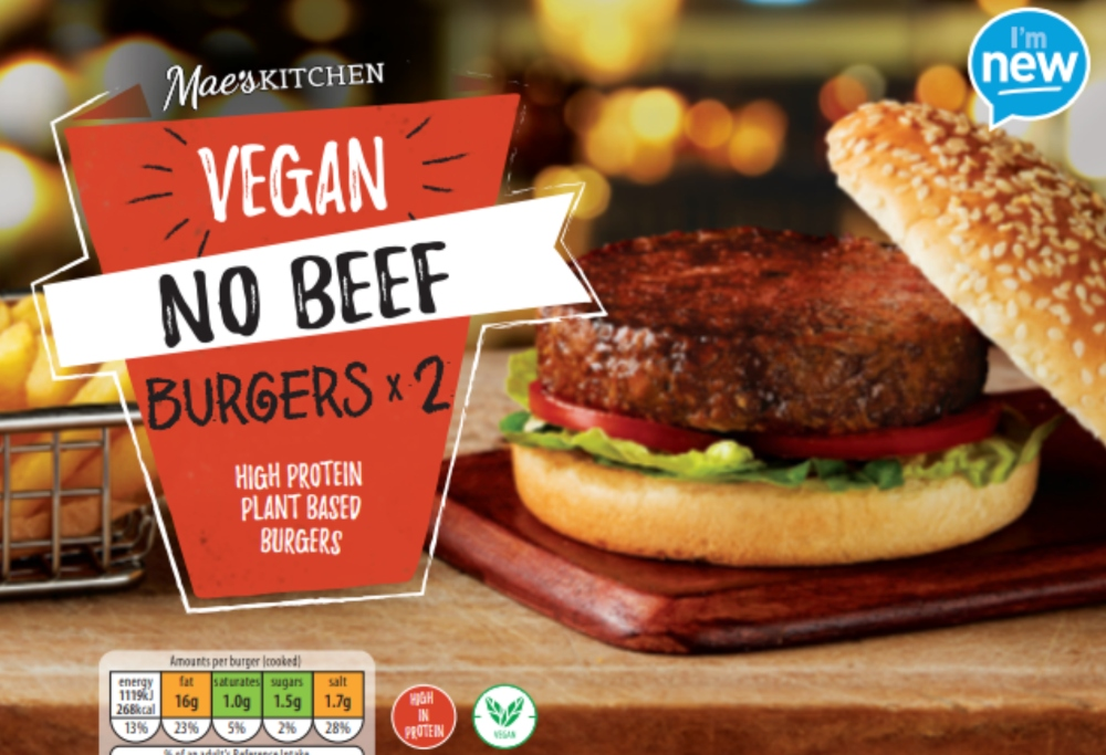 Budget Supermarket Aldi Launches New Vegan Meat Products