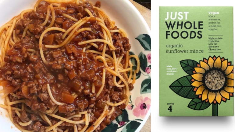 Vegan Mince Made From Sunflower Protein To Launch In UK