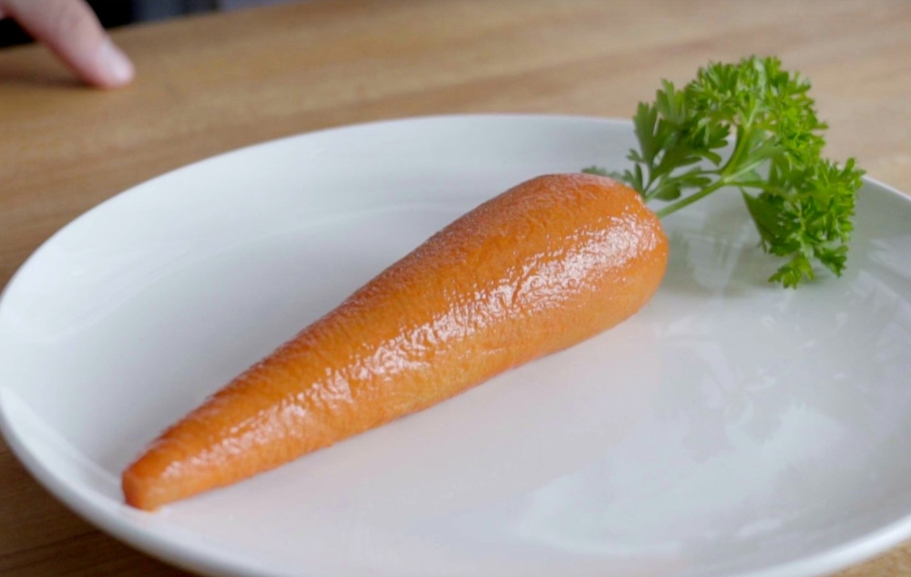 Arby's carrot made from meat