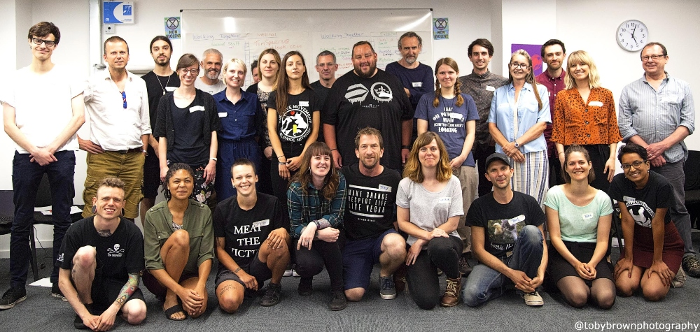 Environmental and animal rights Campaigners