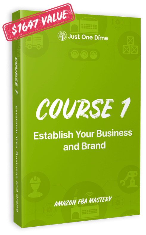 Course 1: Establish your business and brand   Just One Dime