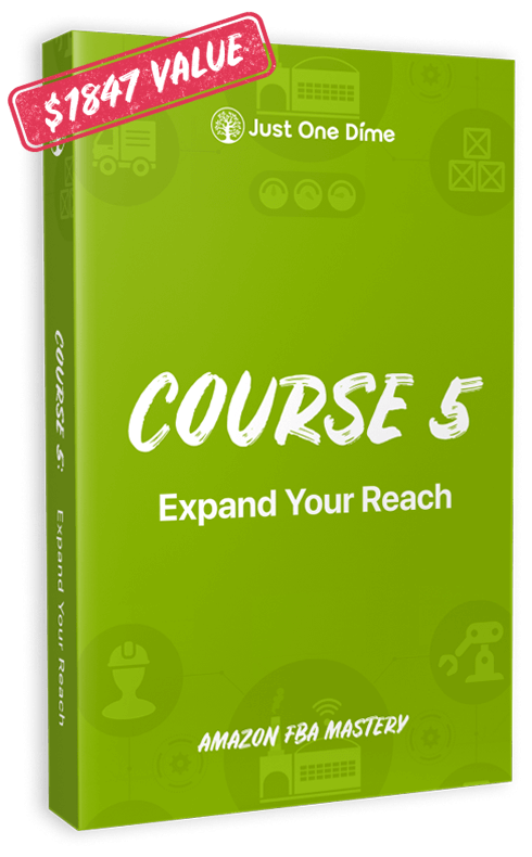 Course 5: Expand your reach   Just One Dime