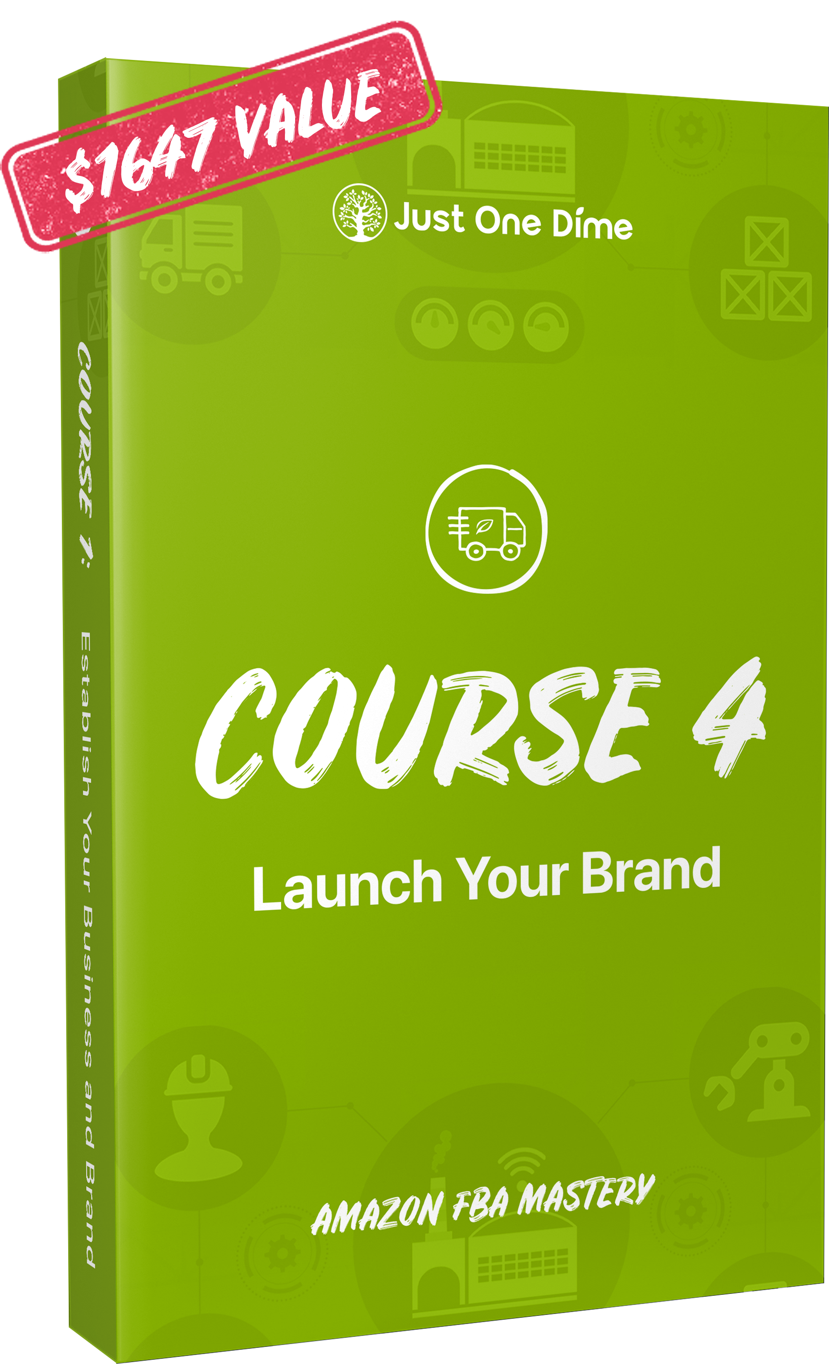 Course 4: Launch your brand   Just One Dime