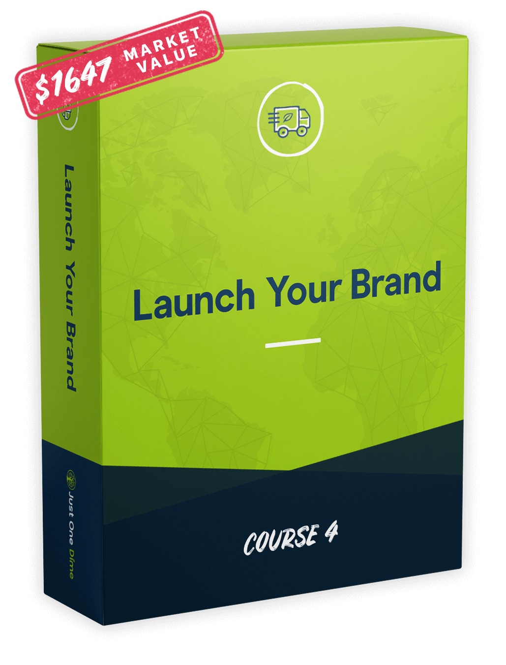 Course 4: Launch your brand | Just One Dime
