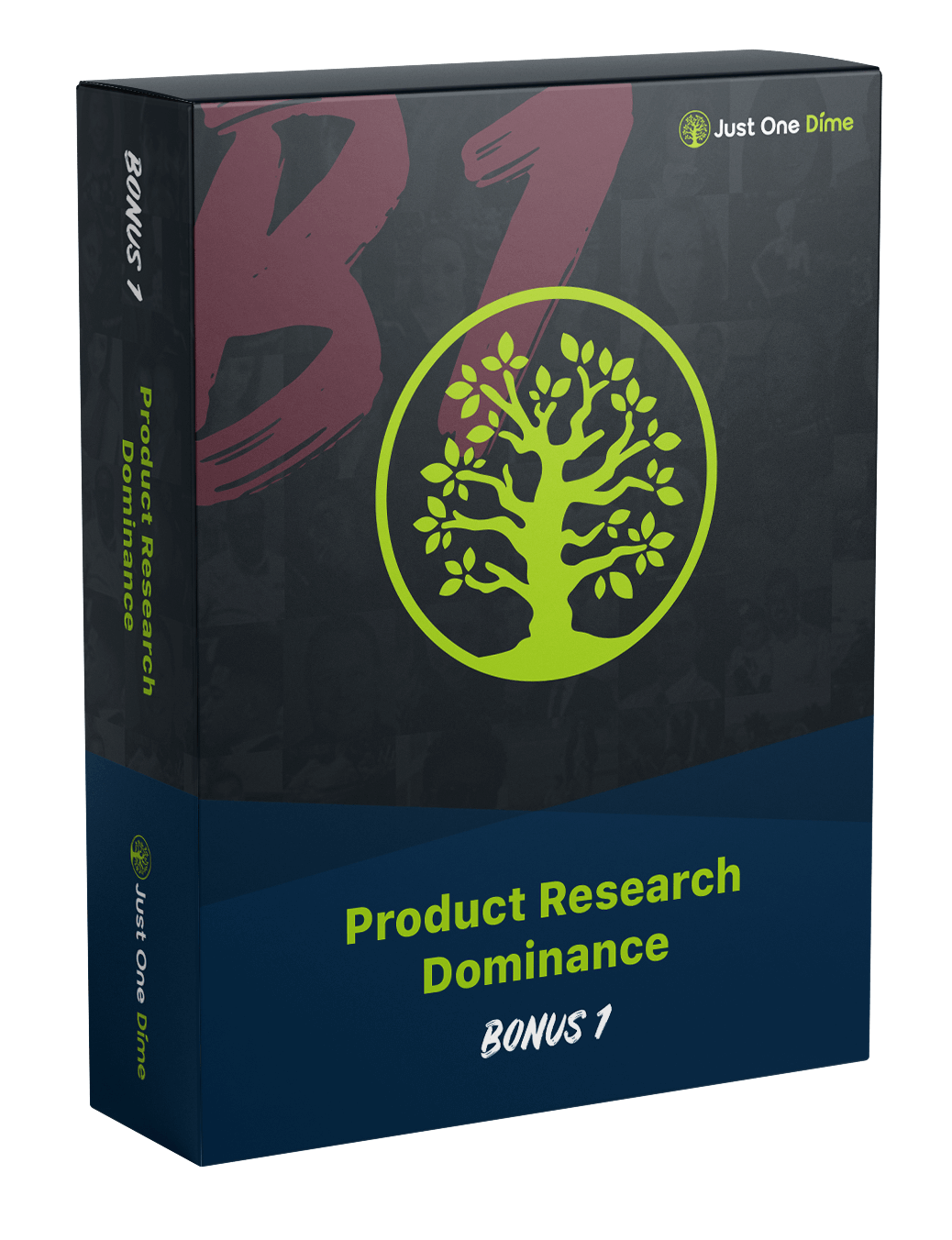 Product research dominance | Just One Dime