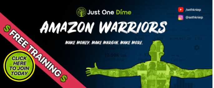 Amazon Warriors FB | Just One Dime