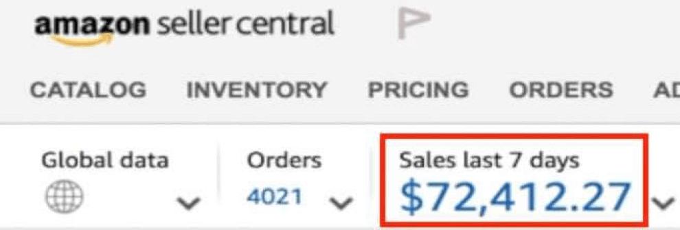 Member makes $72,412.27 in 7 days