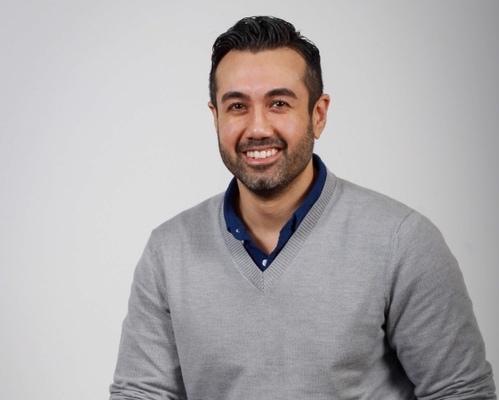 Headshot of Aman Mann