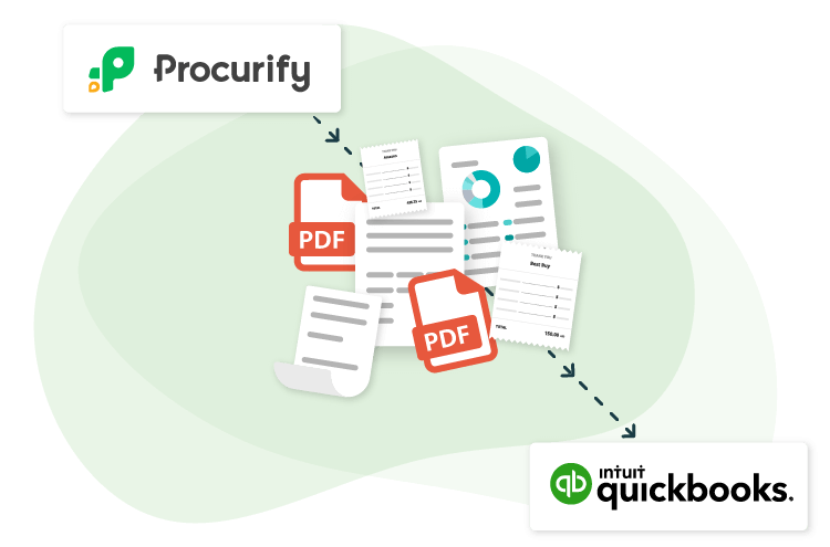 Sync all attachments with Quickbooks