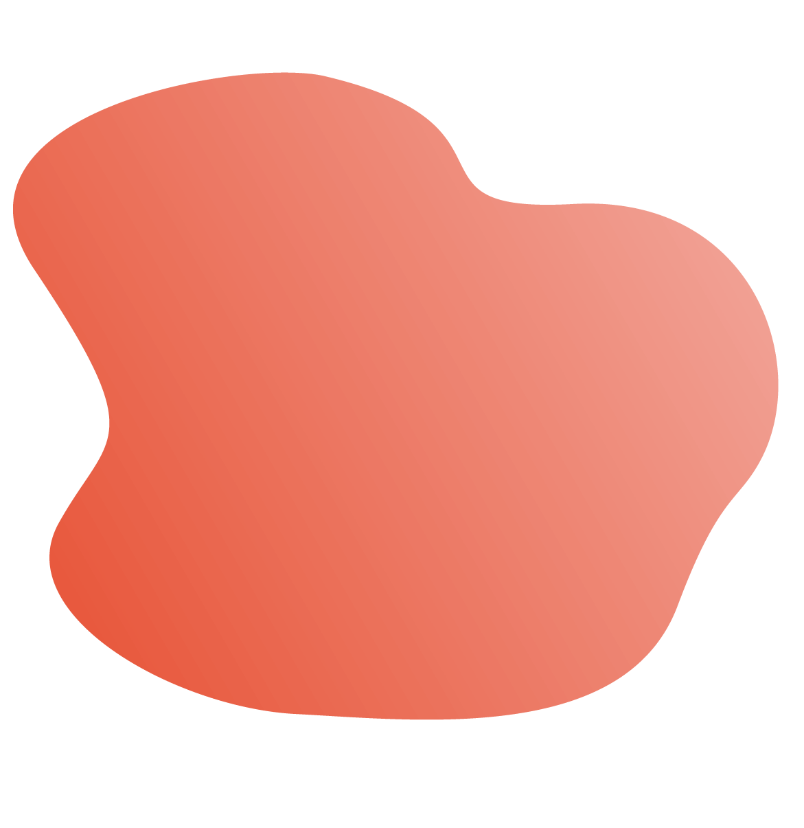A red blob image used in backgrounds