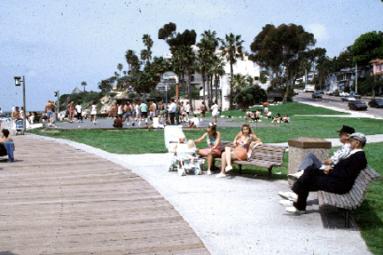 Main Beach Park and Heisler Park