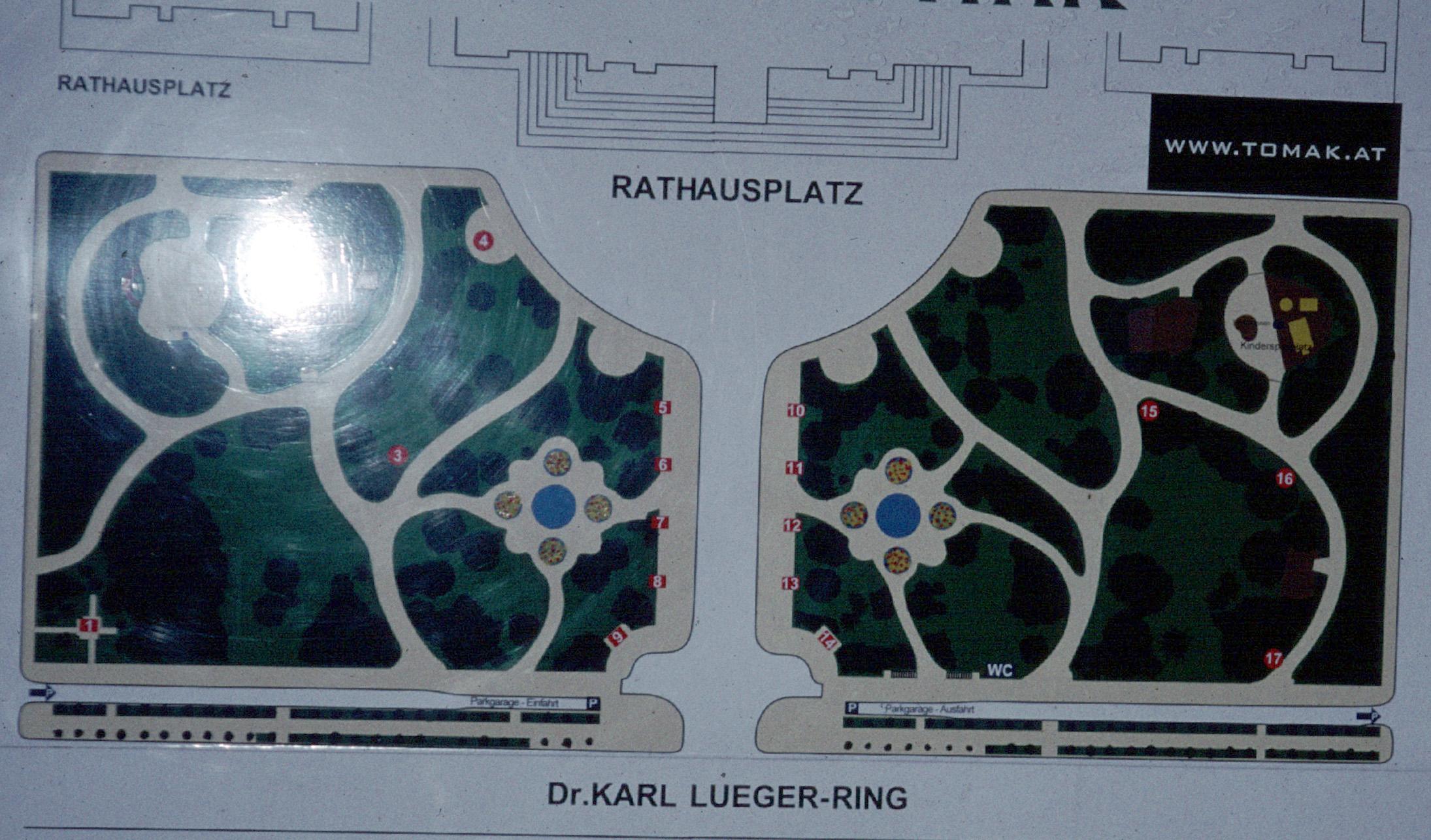 Rathaus Park - City Hall Park