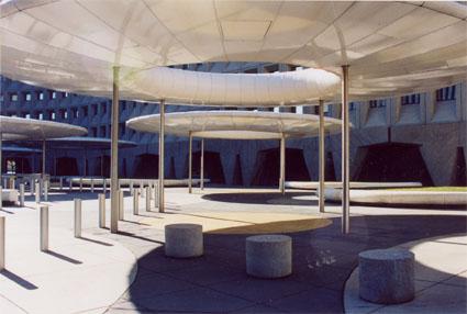 HUD Plaza
