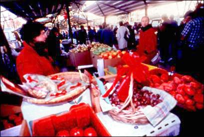 Davis Farmers' Market